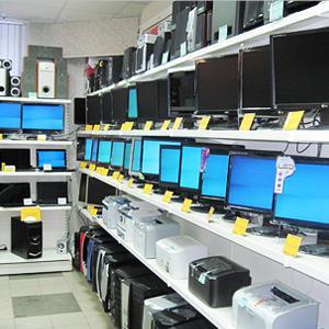 Компьютерные магазины Ильки
