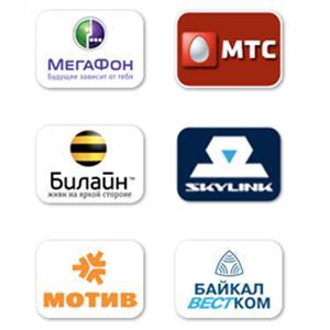 Операторы сотовой связи Ильки