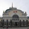 Железнодорожные вокзалы в Ильке