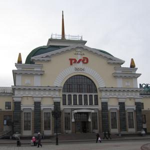 Железнодорожные вокзалы Ильки