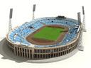 ФСК Физкультурно - спортивный комплекс в Улан-Удэ Бурятия - иконка «стадион» в Ильке